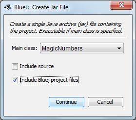 The process of Java Jar File Creation