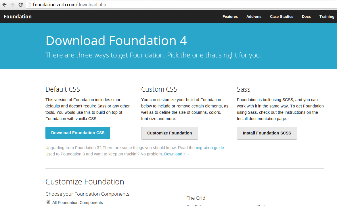 Download Foundation 4
