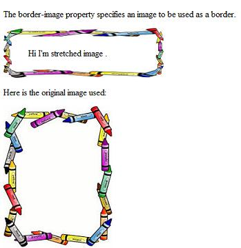 Example for border image