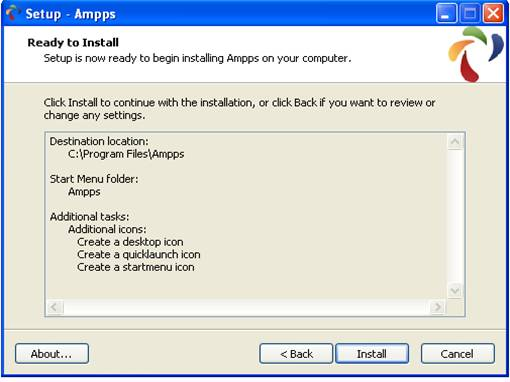 PHP Server: How to Setup AMPPS and Execute PHP Programs