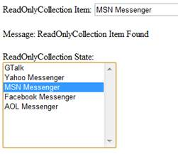 Search Item - An item found(msn messenger)
