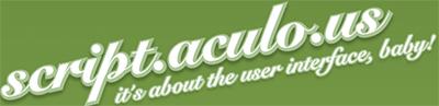 Script.aculo.us Framework